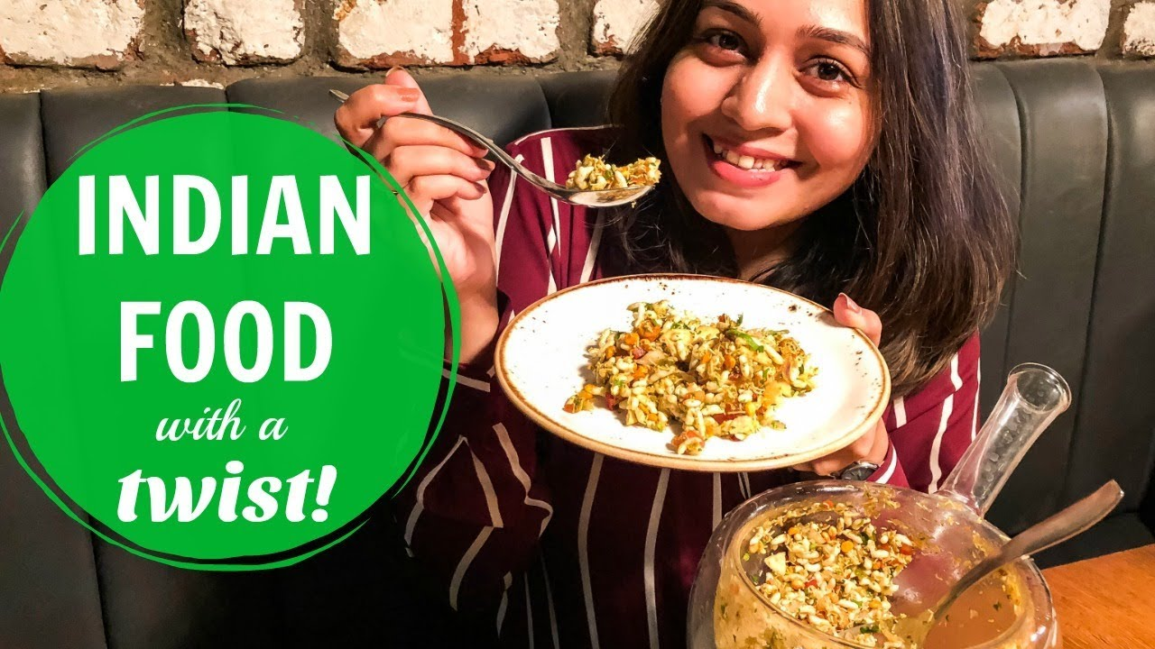 Indian Food with a TWIST!