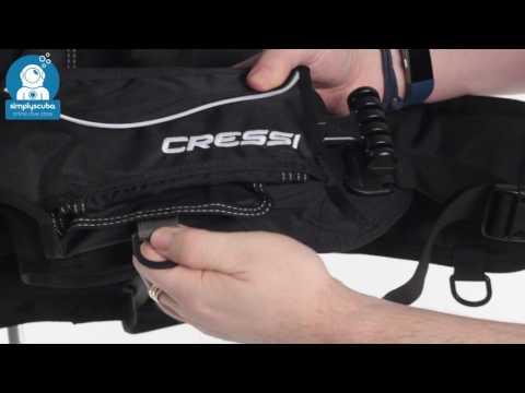 Cressi Ultralight BCD – www.simplyscuba.com