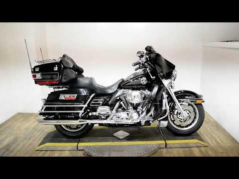 2004 Harley-Davidson FLHTCUI Ultra Classic® Electra Glide® in Wauconda, Illinois - Video 1