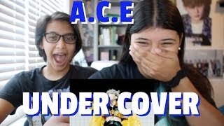 A.C.E(에이스) 'UNDER COVER' MV REACTION!!!