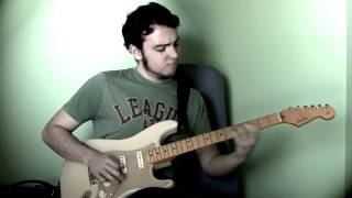 Drew Ofthe Drew - Cry, Die, Fly - Solo Cover