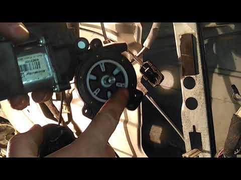 Ремонт стеклоподъемника рено меган 2
