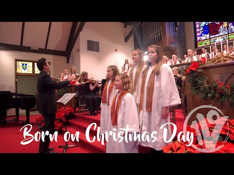 Born on Christmas Day by Kristin Chenoweth - Cover by One Voice Children's Choir