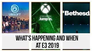 THE BIG E3 2019 PREVIEW - What's Happening & When? | Gaming Podcast #20 of 2019