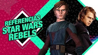 Referencias a Star Wars en Star Wars Rebels | Átomo Network