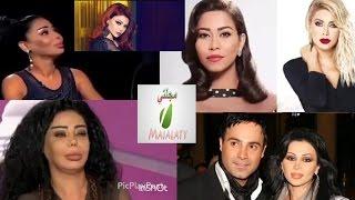 مثير للجدل، لن تصدق أمل حمادة تهاجم مجموعة فنانين لبنانيين و زوجها السابق - Amal Hamadah