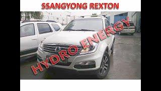 ssangyong rexton yakıt tasarruf cihazı