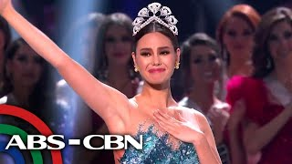Catriona Gray did her final walk as Miss Universe, ending a year-long reign that focused on her advocacy for children.  To watch more breaking news videos click the link below: https://www.youtube.com/playlist?list=PLgyY1WylJUmjreCzKI09WHDQWm6tYSHxB  Check out what's trending on the internet! Click the link below: https://www.youtube.com/watch?v=GrXNmNs--A0&list=PLgyY1WylJUmiNASnHYchkIZsdUYgT_TQX  For more positive vibes and good news, click the link below: https://www.youtube.com/watch?v=AcVYzJbvV90&list=PLgyY1WylJUmir8pkZENrF1o7C4t2sVwdg  Subscribe to the ABS-CBN News channel! - http://bit.ly/TheABSCBNNews  Watch DZMM Teleradyo livestream on TFC.TV http://bit.ly/DZMMTeleradyo-TFCTV  Visit our website at http://news.abs-cbn.com Facebook: https://www.facebook.com/abscbnNEWS Twitter: https://twitter.com/abscbnnews  #ABSCBNNews #MissUniverse2019 #GaziniGanados