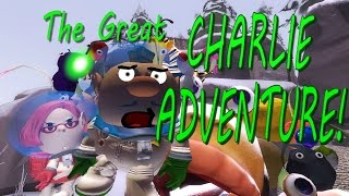 The Great Charlie Adventure! (A Pikmin 3 Skit)