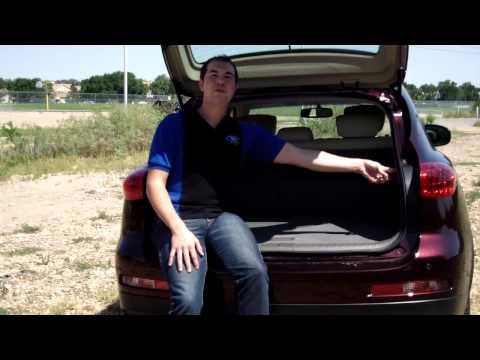 Real Videos: 2012 Infiniti EX35 Journey All-Wheel Drive