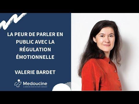 La peur de parler en public avec la Régulation émotionnelle par Valérie Bardet
