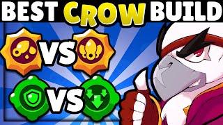 NEW Gadget & BEST Build for CROW!   Gadget & Star Power Tier List