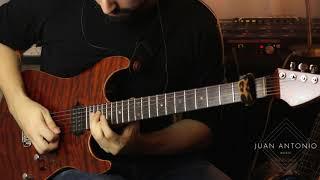 Emotional Melodic Rock Ballad Guitar Solo