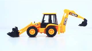 Konstrukční stroje JCB 1:32