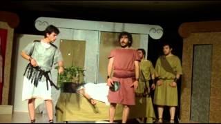 Eylül Ateşi Tiyatro Kulübü - Dün Gece Yolda Giderken Çok Komik Bir Şey Oldu 7