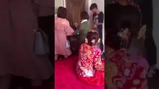 Как выглядит выкуп невесты в Китае - Видео онлайн