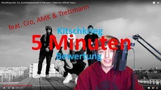 KitschKrieg Feat. Cro, AnnenMayKantereit & Trettmann - 5 Min | BEWERTUNG/Reaktion #yopinion