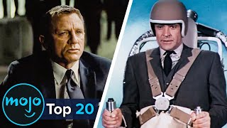 Top 20 Greatest James Bond Moments of All Time