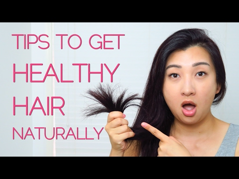 Video How To Get Healthy Hair Naturally