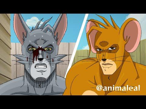 JOJO風《湯姆貓與傑利鼠》A Bizarra Aventura de Tom & Jerry