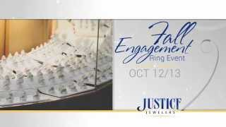Fall Engagement Event, Justice Jewelers - By Red Crow Marketing