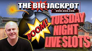 🔴 Final Live Huge Slot Play for May 2018 🎰