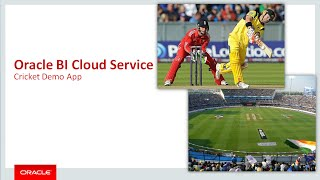 BICS Cricket Demo Application