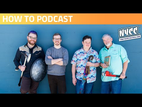 How to Podcast - A Q&A with the McElroy Family