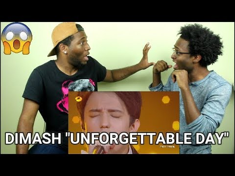 Dimash - Unforgettable Day (REACTION) - BROTHER,mumclip com
