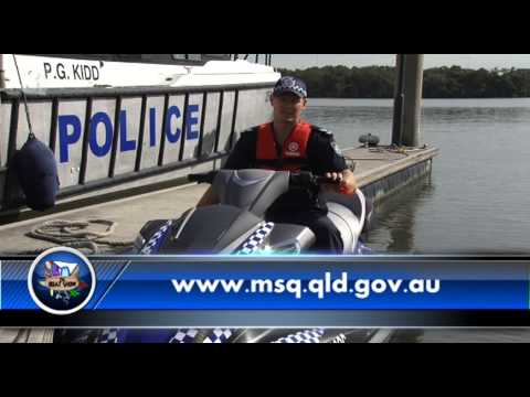The Boat Show - Water Police - PWC safety tips