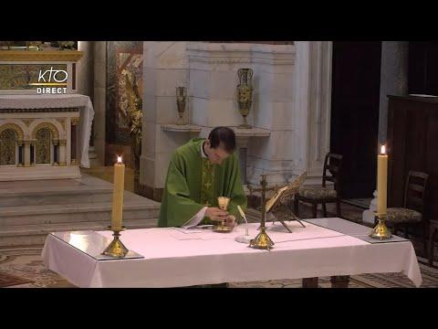 Laudes et Messe du 8 juillet 2021 à Notre-Dame de la Garde