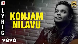 Thiruda Thiruda - Konjam Nilavu Lyric | A.R. Rahman - YouTube