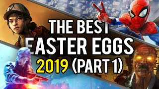The Best Video Game Easter Eggs and Secrets of 2019 (Part 1)