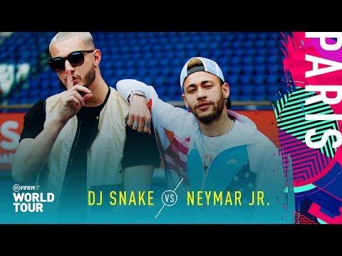 FIFA 19 World Tour   Neymar Jr vs DJ Snake