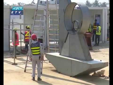 কর্ণফুলি টানের নির্মাণ কাজ শুরু হচ্ছে আগামী কাল