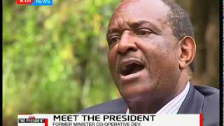 Meet the President: Joseph Nyagah