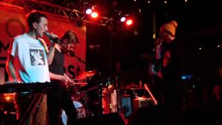 Bear Hands - Moment of Silence - Brighton Music Hall