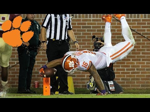 Clemson Football: Top 7 Moments Of 2016
