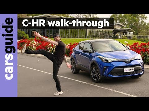 Toyota C-HR 2020 review