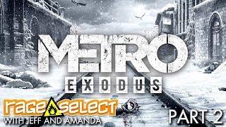 Metro Exodus - The Dojo (Let's Play) - Part 2