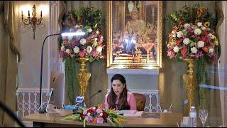 สมเด็จเจ้าฟ้ากรมพระศรีฯ ทรงเป็นประธานคณะกรรมการมูลนิธิจุฬาภรณ์สามัญประจำปี ๒๕๖๔