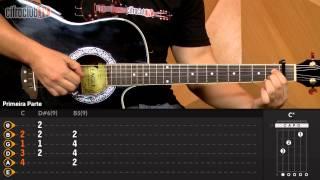 Senhor do Tempo - Charlie Brown Jr. (aula de violão)