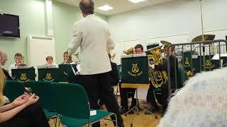 Silent Night Wealden Brass Junior Band, Dec 2017