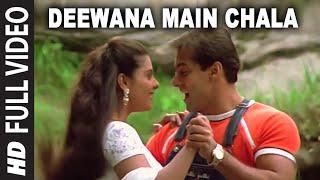 Deewana Main Chala [Full Song] | Pyar Kiya To Darna Kya