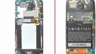 Cracking Open the HTC Evo 4G LTE
