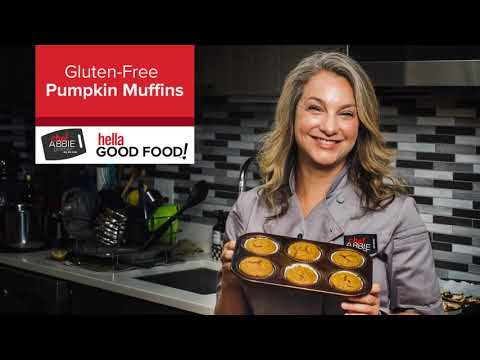 Gluten Free Pumpkin Muffins