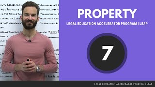 Real Property: Real Covenants & Equitable Servitudes [LEAP Preview]