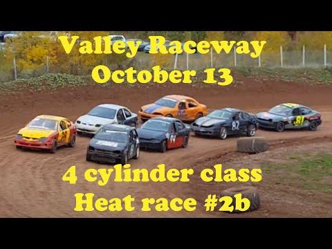 Valley Raceway (10/13/19) heat #2b 4 cylinder class