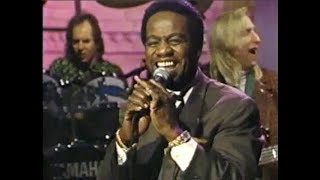 """Al Green, """"Love is Reality"""" on Late Night, April 22, 1992"""