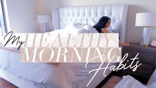Easy Healthy Morning Routine Habits | Dr Mona Vand